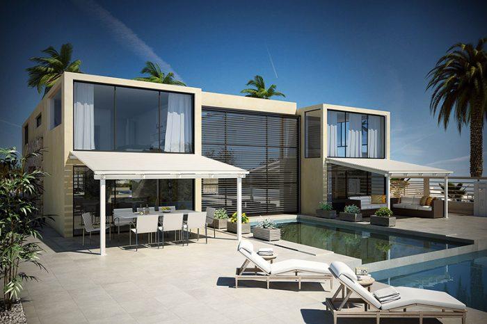 Luxury Pergolas for backyard